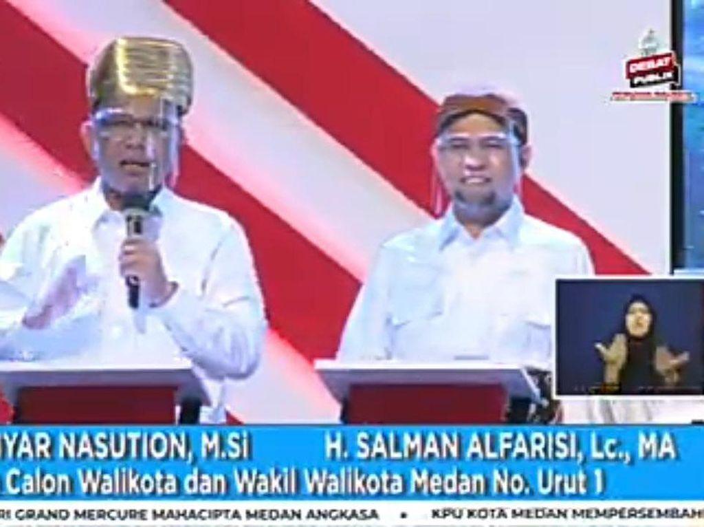 Akhyar Janji Perbaiki Pasar di Medan: Pakai APBD-Gratis Uang Sewa