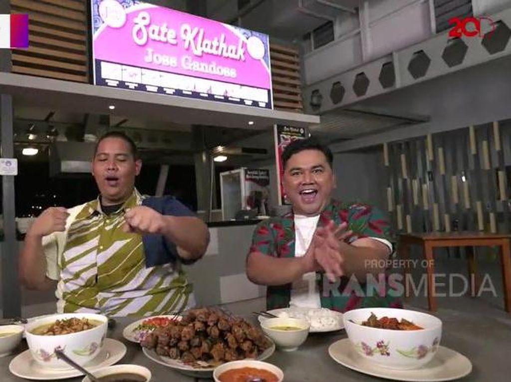 Bikin Laper! Nyicip Sate Klatak dan Tengkleng Joss Gandos di Bekasi