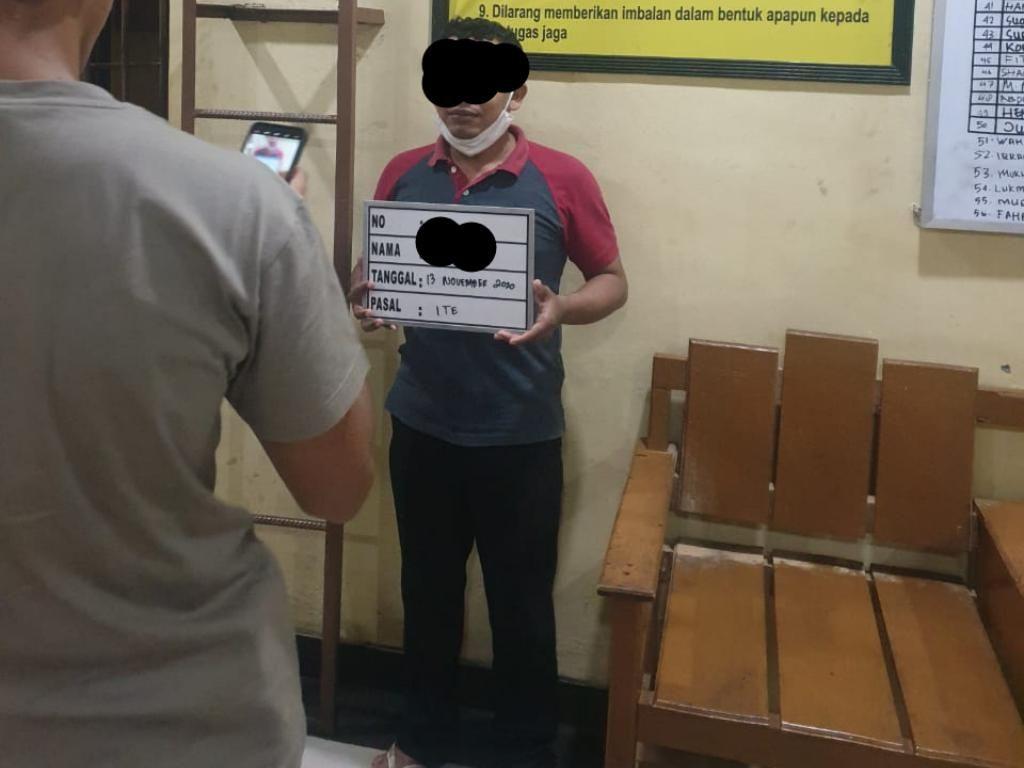 Ini Motif Eks Ketua FPI di Aceh Posting Polisi Siap Bunuh Rakyat di FB