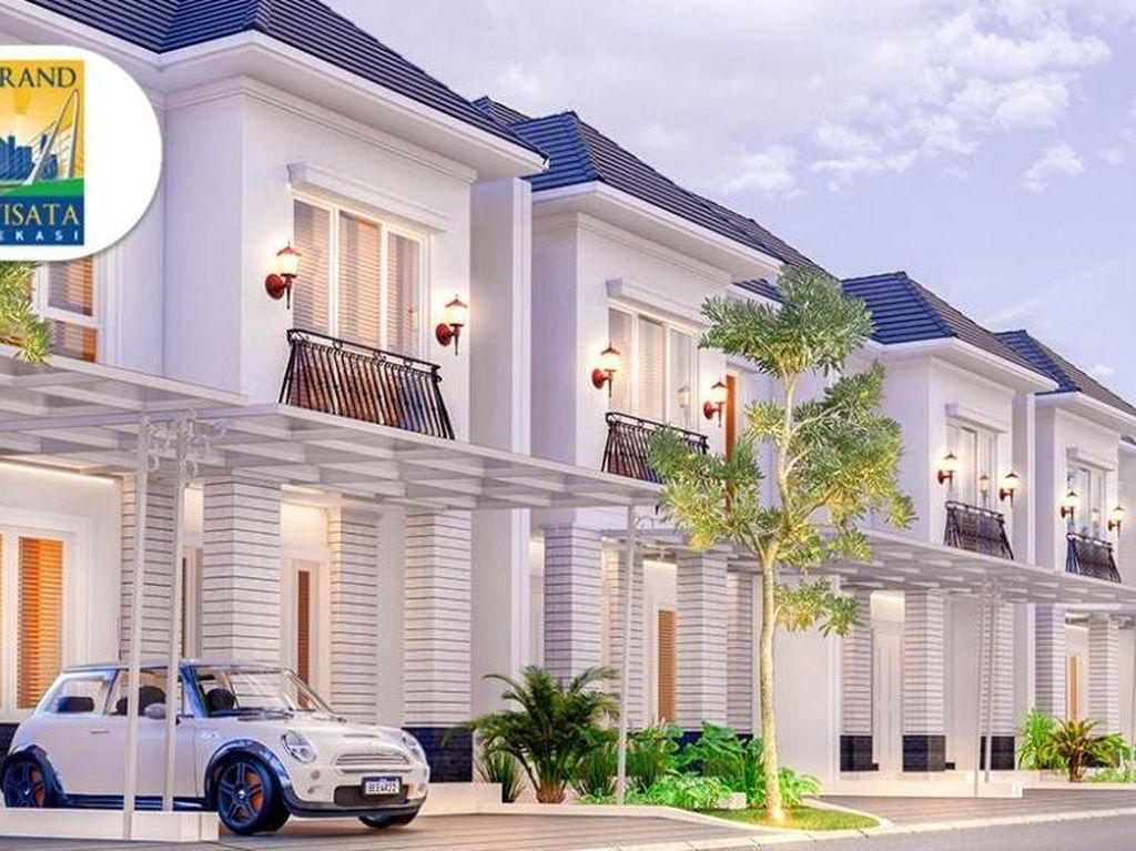 Grand Wisata Bekasi, Hunian Desain Elegan Harga Mulai Rp 900 Jutaan