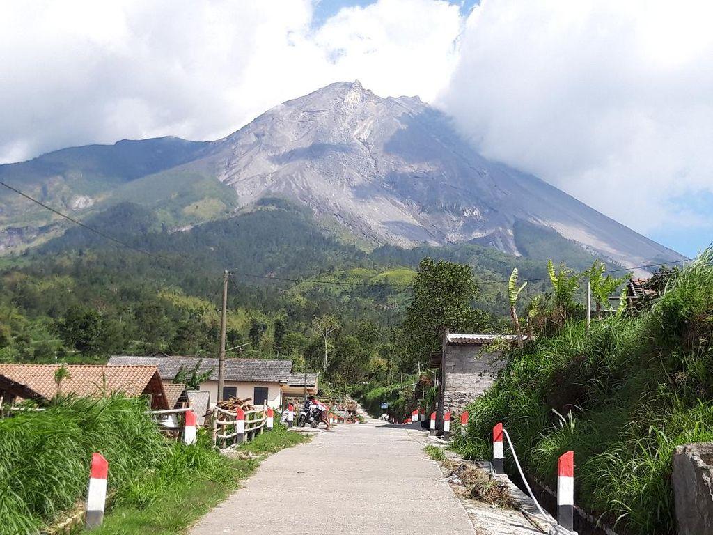 BPBD: Guguran Lava Gunung Merapi Meningkat, 700 Orang di Boyolali Ngungsi