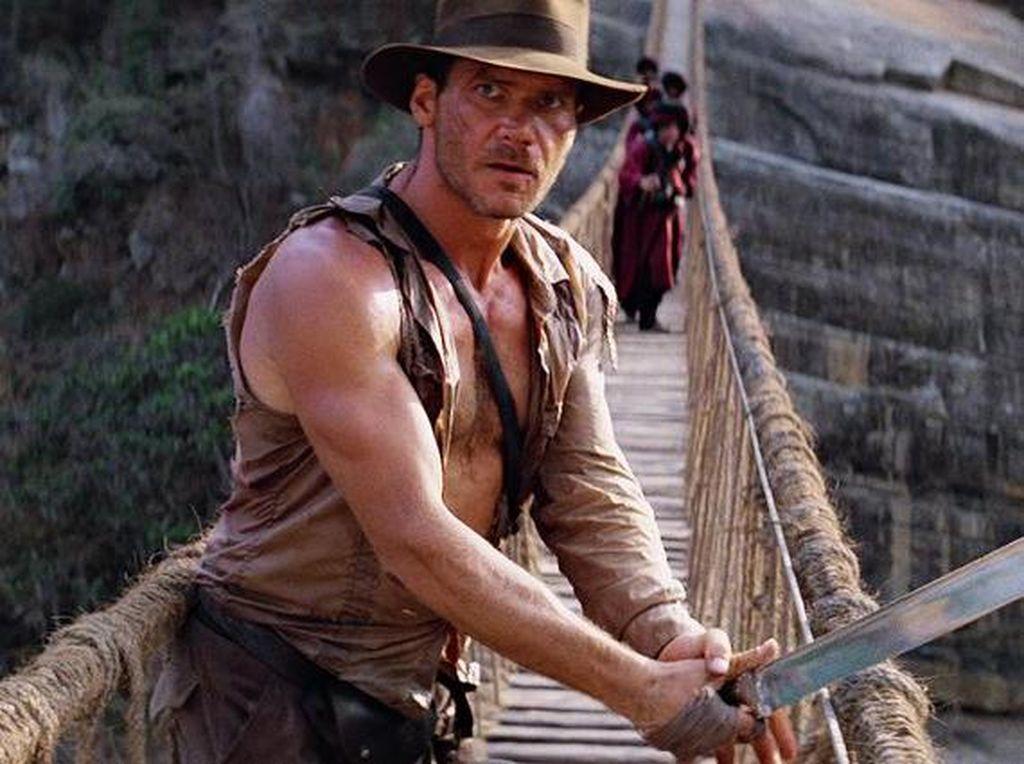 Sinopsis Indiana Jones and the Temple of Doom