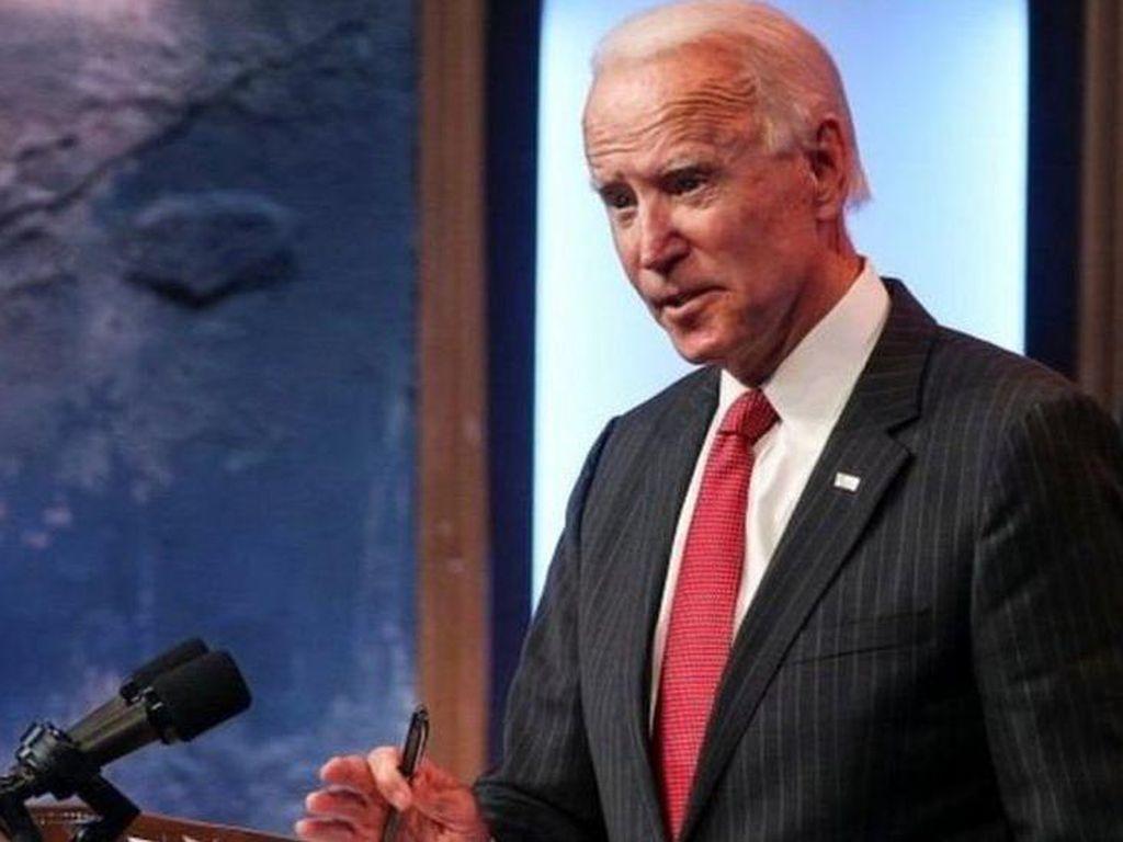 Ada Potensi Rusuh, Biden Siap Disumpah di Halaman Capitol AS