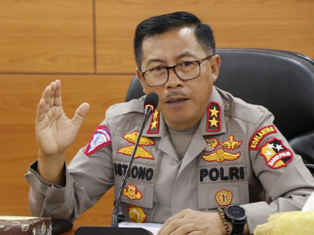 Polisi Putar Balik 453 Ribu Kendaraan Selama Masa Lebaran 2021