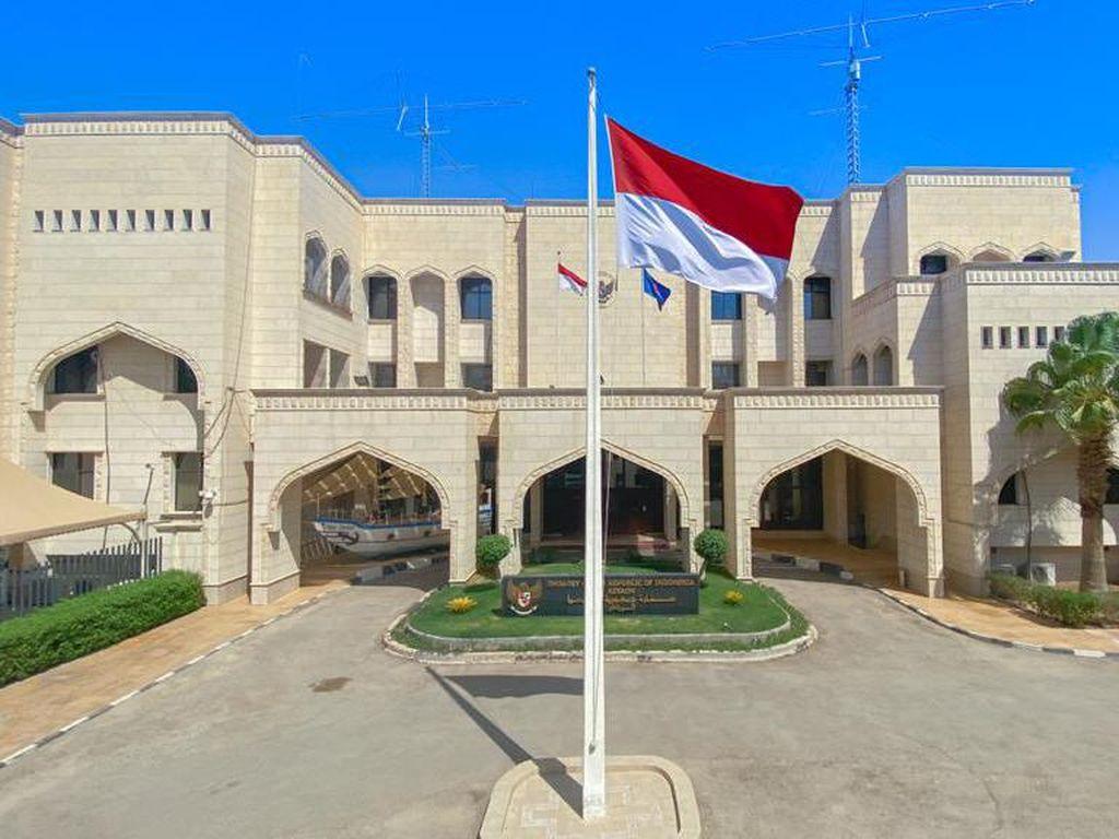 KBRI Riyadh Bebaskan Denda dan Pulangkan 140 WNI Overstay ke RI