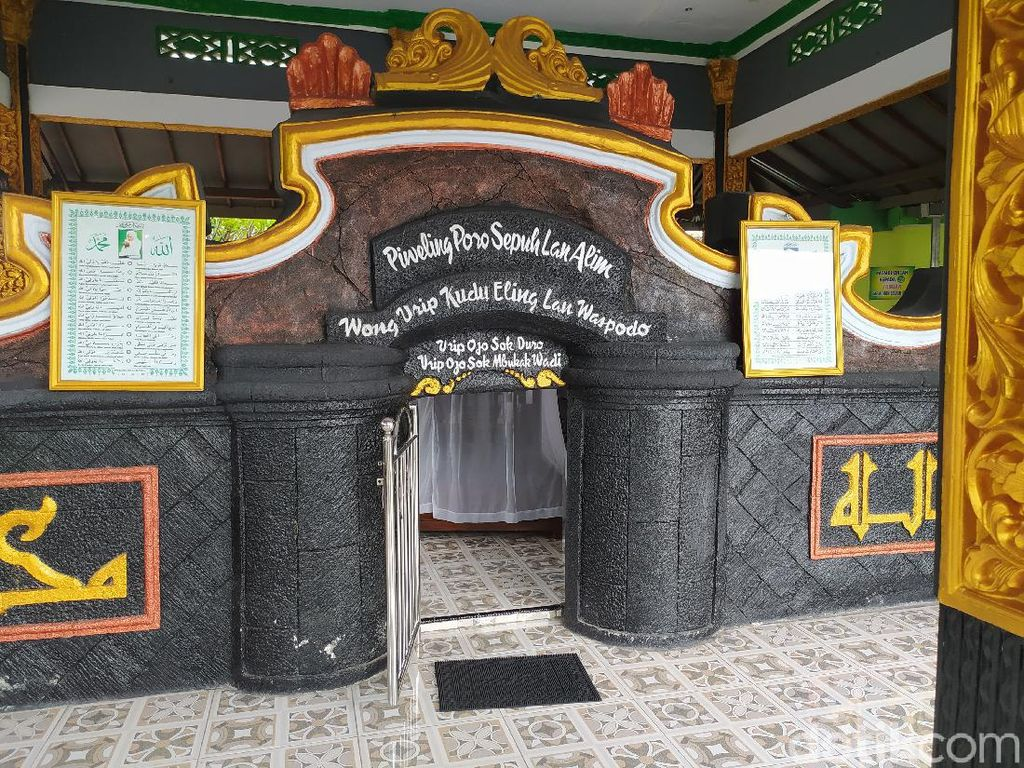 Makam Mbah Jaelani di Sidoarjo yang Tak Pernah Sepi Peziarah