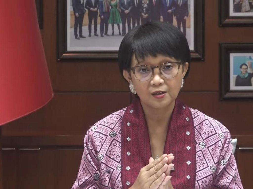 Paparkan Hasil KTT APEC 2020, Menlu Sebut Dua Dokumen Telah Disahkan