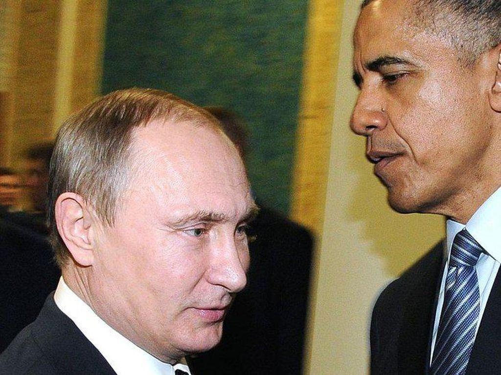 Obama Sebut Putin Tangguh dan Terbiasa Hadapi Bahaya dalam Memoar Terbaru
