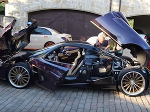 YouTuber ABG Kecelakaan, Mobil Mewah Rp 48 M Milik Orang Tuanya Ringsek