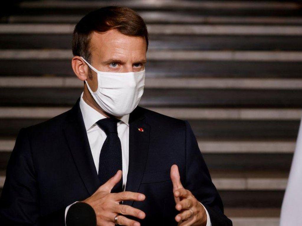 Pemuka Muslim Prancis Diberi 2 Minggu untuk Terima Piagam Nilai Republik