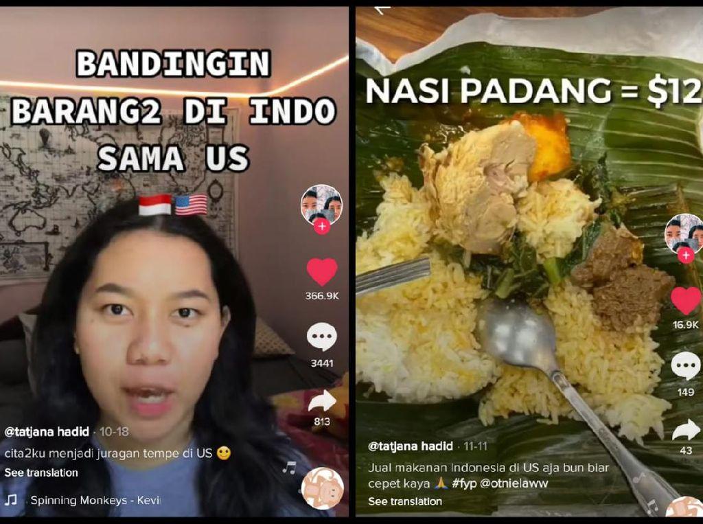 Pelajar Indonesia di AS Ungkap Harga Tempe hingga Rendang, Bikin Melongo!