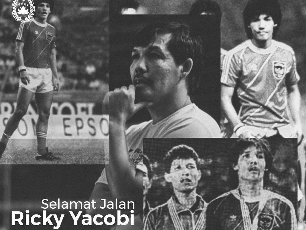 Profil Ricky Yacobi, Selamat Jalan Legenda!