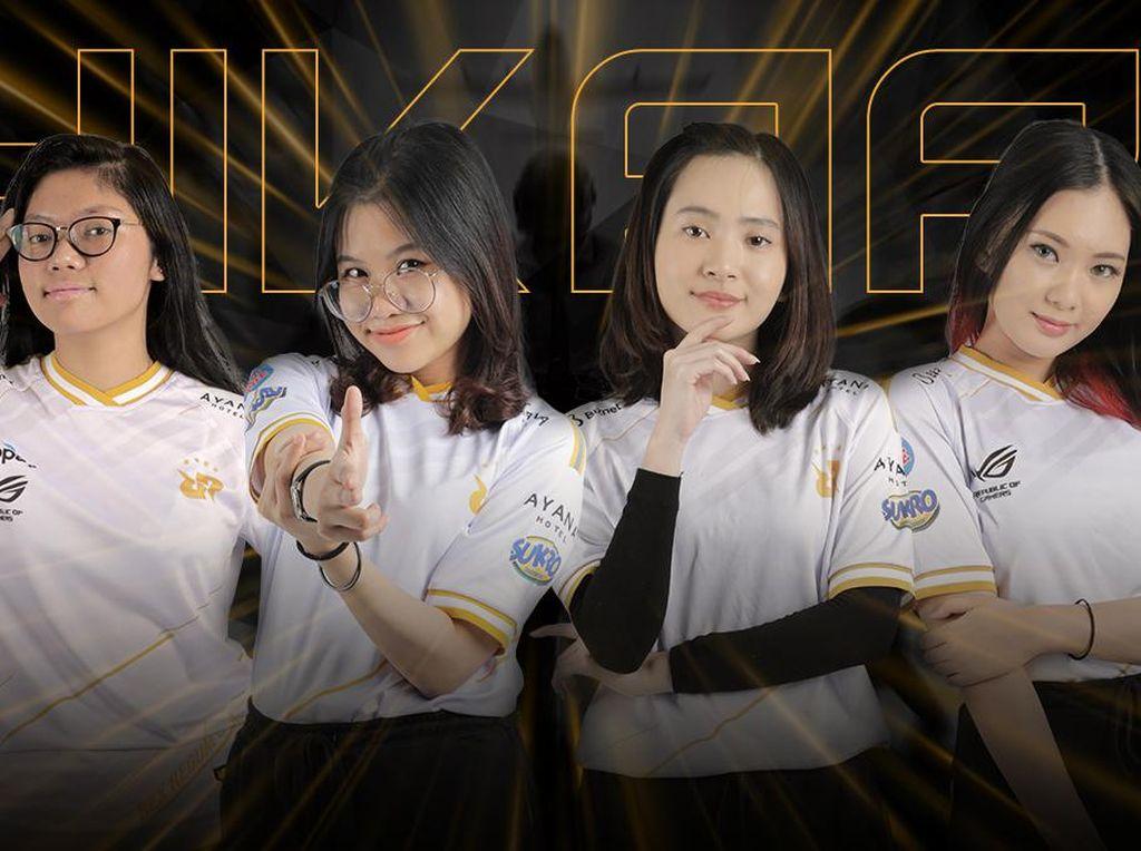 Pro Player Cewek yang Bikin Ramai Jagat Esports Indonesia