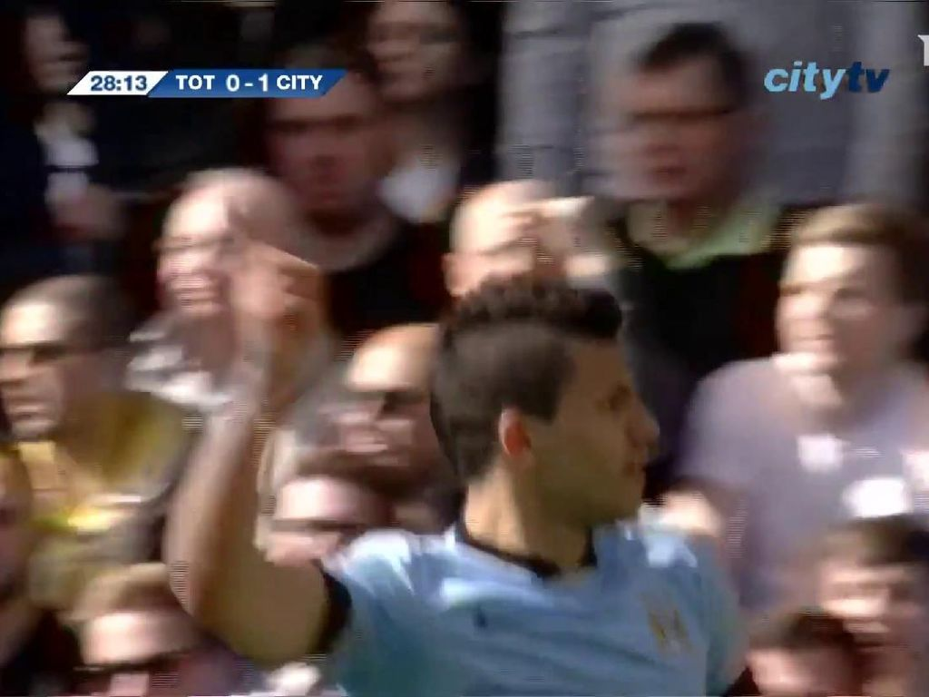 Video Deretan Gol Paling Keren Man City di Markas Tottenham