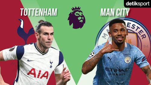 Big Match! Tottenham Vs Man City