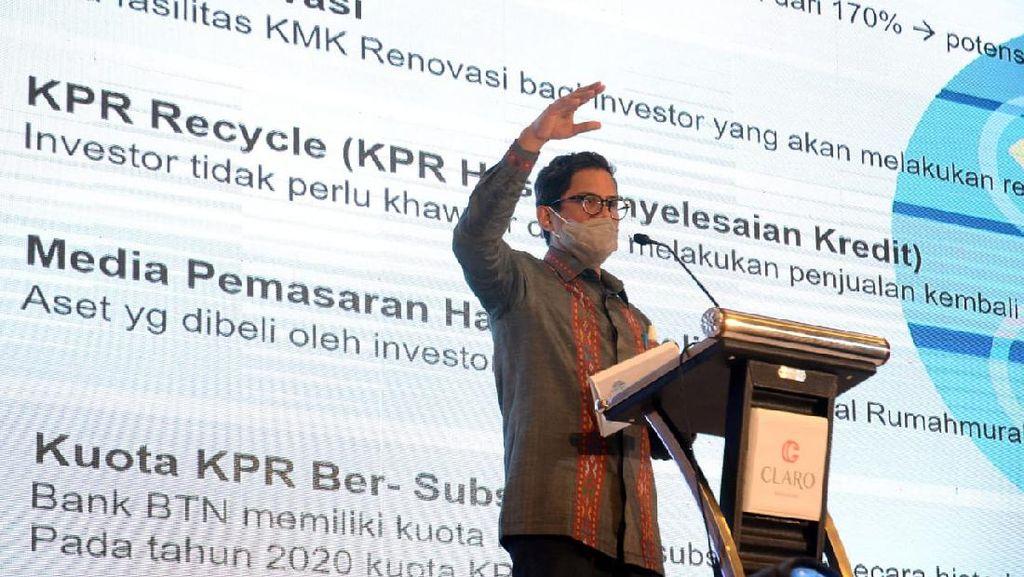 Asset Sales Festival di Makassar guna Perbaiki NPL