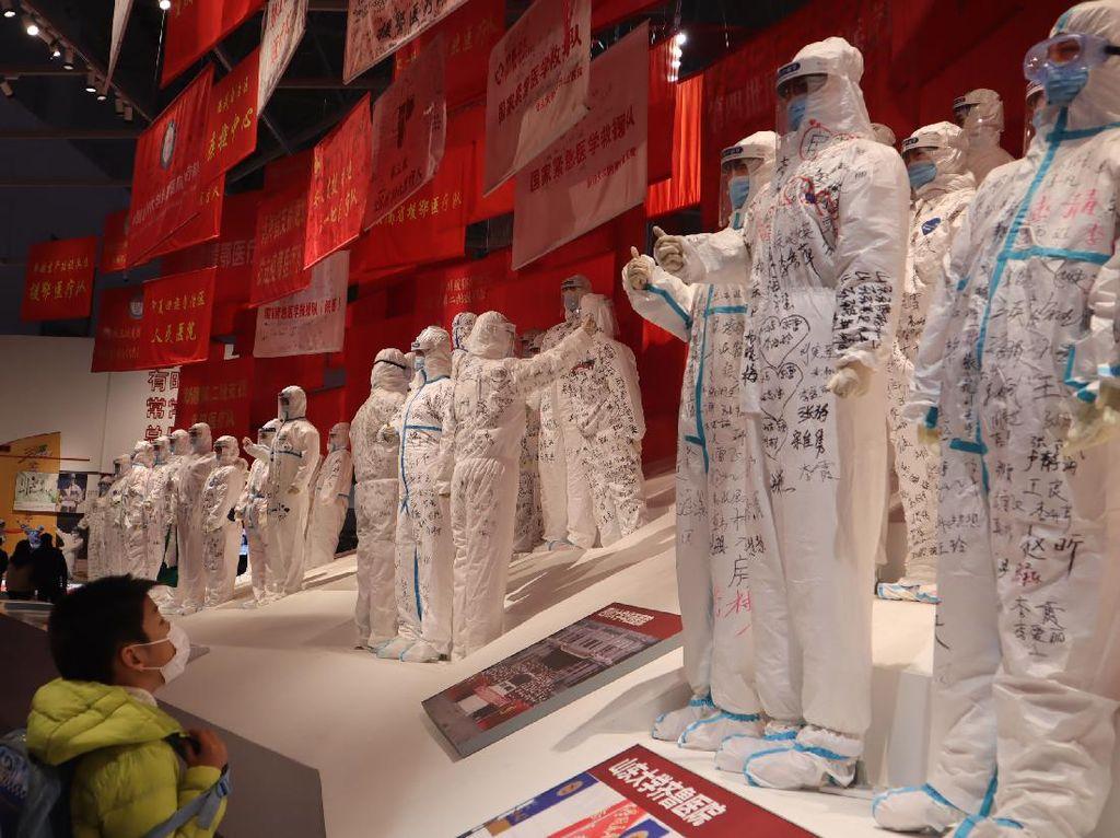 Wuhan Buka Museum Anti-COVID-19, Ada Soal Arsitek Kelahiran Jember
