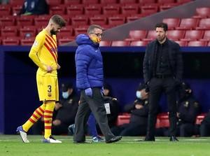 Setelah 18 Duel, Simeone Akhirnya Kalahkan Barcelona!