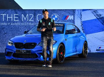 Tak Jadi Juara Dunia, Quartararo Tetap Dapat Hadiah Mobil BMW
