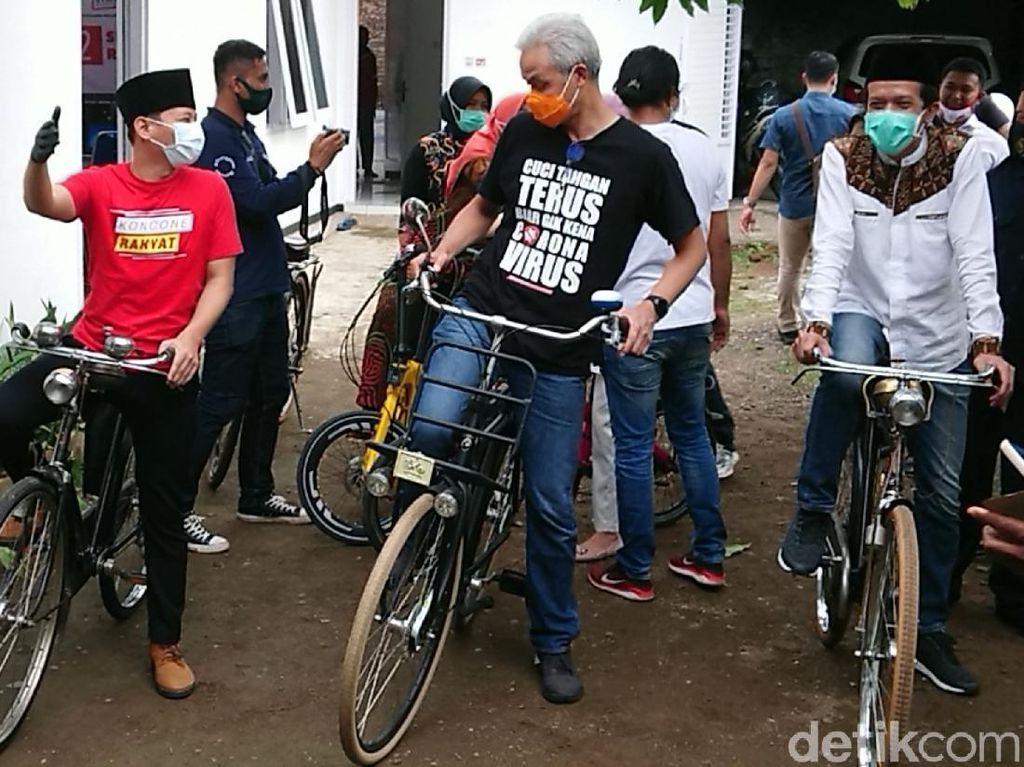 Keliling Indonesia Cek Ombak Pilpres 2024? Ini Jawaban Ganjar Pranowo