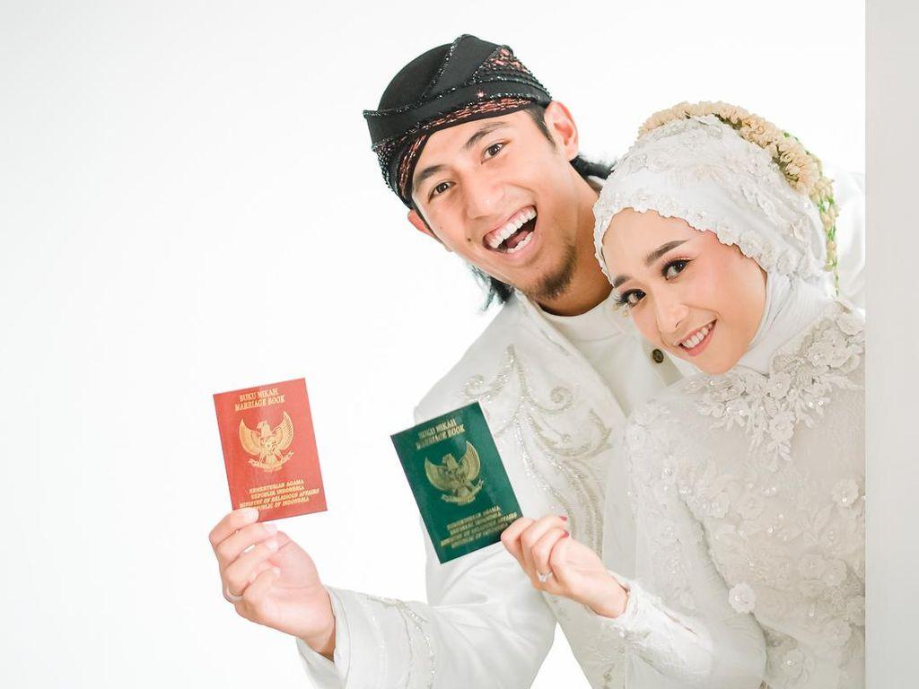 Menikah di Tengah Pandemi, Hanif Sjahbandi Tunda Bulan Madu