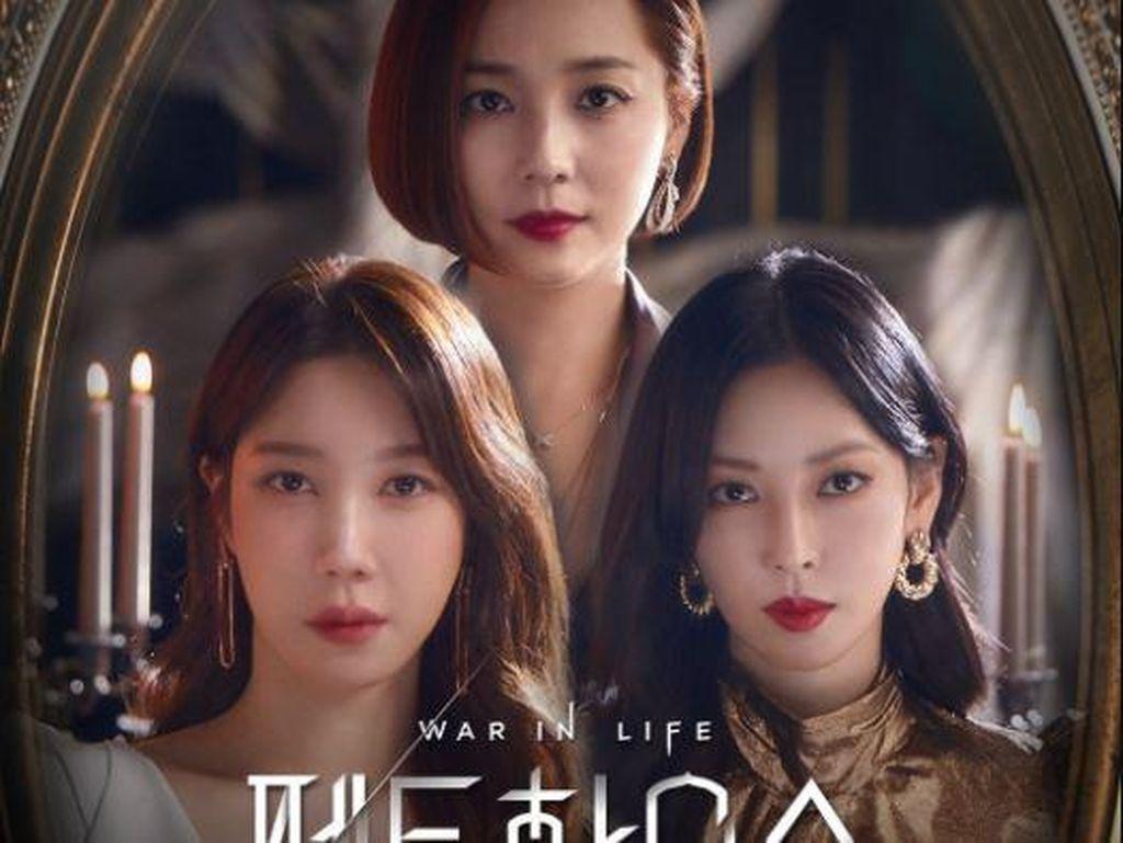 Streaming Drama Korea The Penthouse Episode 18 di Sini