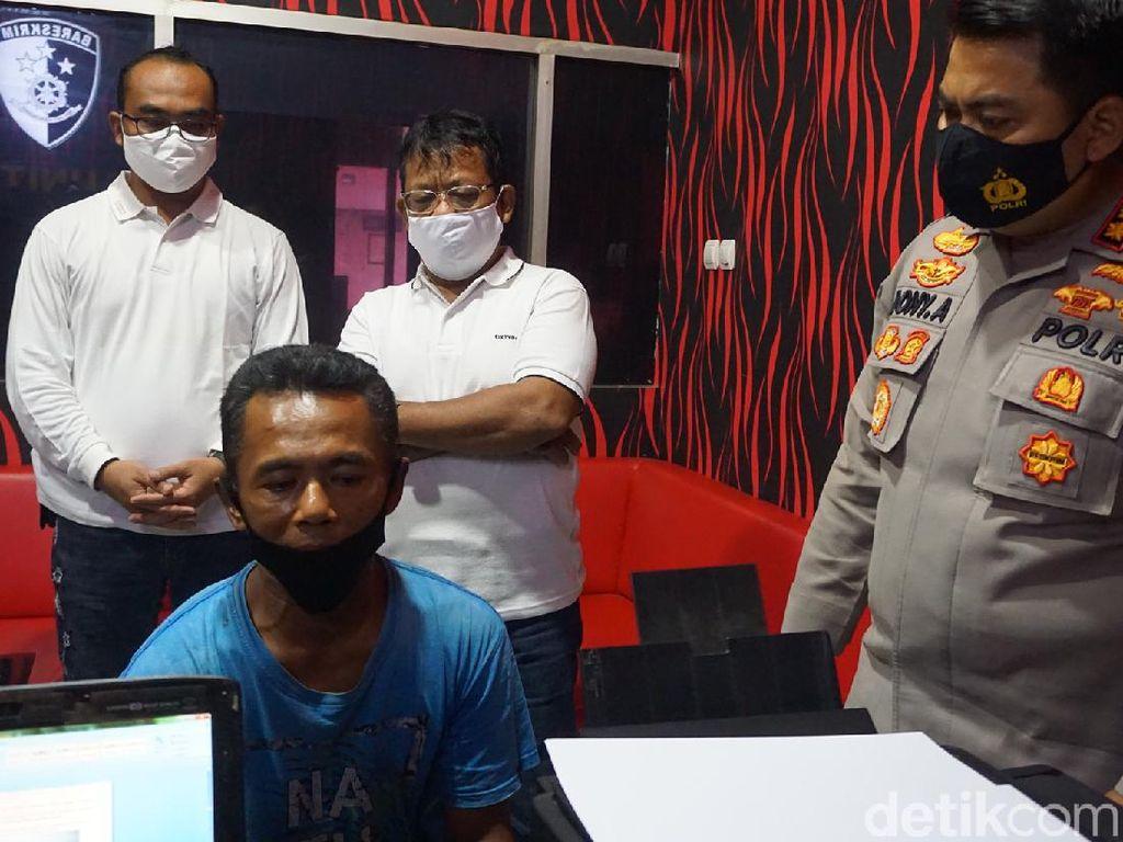 Pengakuan Pembunuh Mandor, Dendam Hingga Celurit Nancap di Dada Korban