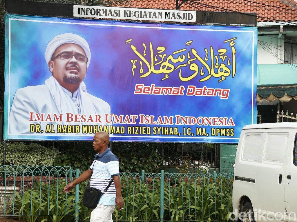 Mengetahui Hitungan Pajak Reklame yang Heboh Gegara Baliho Habib Rizieq