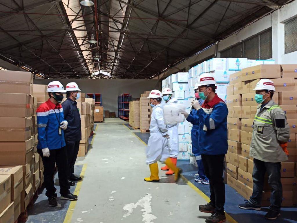 Pertamina Gelontorkan Rp 1,5 T Saat Pandemi, buat Apa Saja?