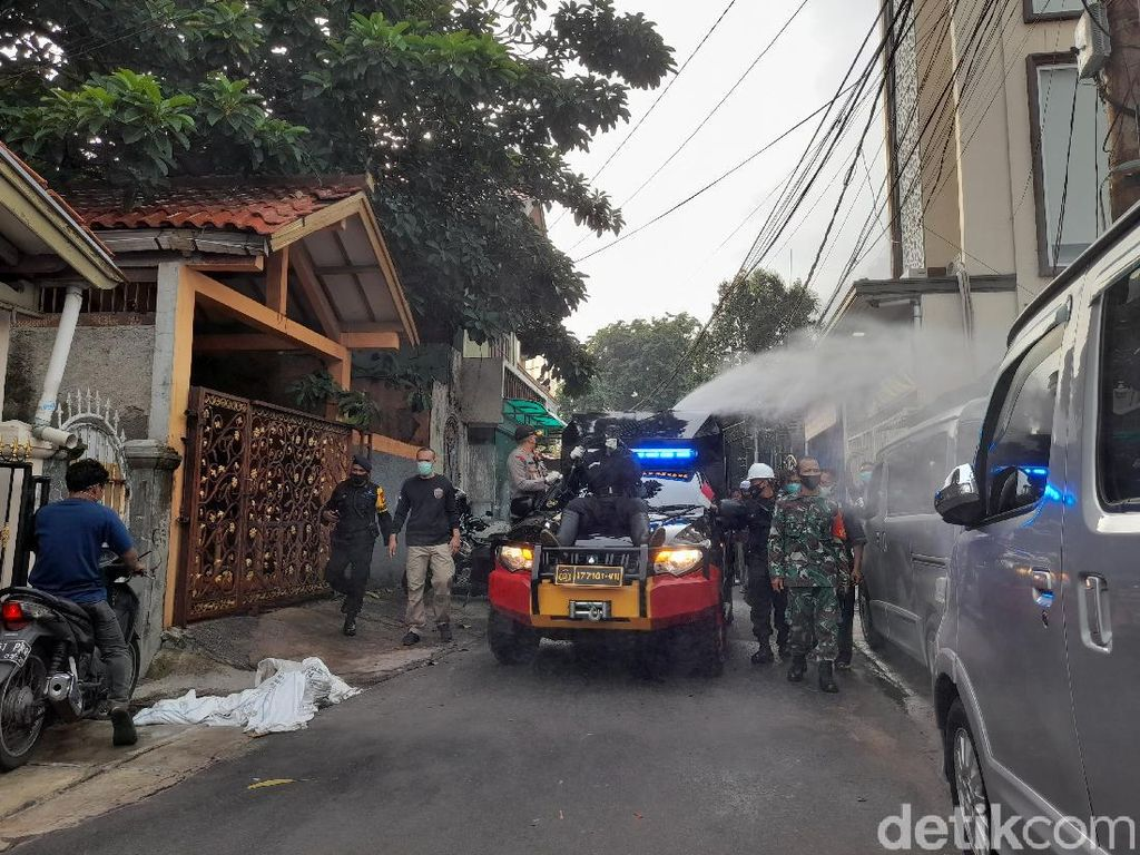 Antisipasi Kemenkes Hadapi Lonjakan Kasus Corona dari Kerumunan Habib Rizieq