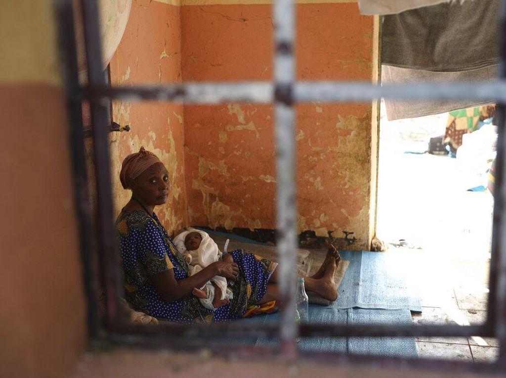 Kehidupan Pengungsi Ethiopia Akibat Konflik di Tigray