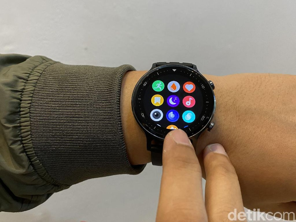 Review Realme Watch S: Harga Rp 1 Jutaan Bertabur Fitur Kekinian