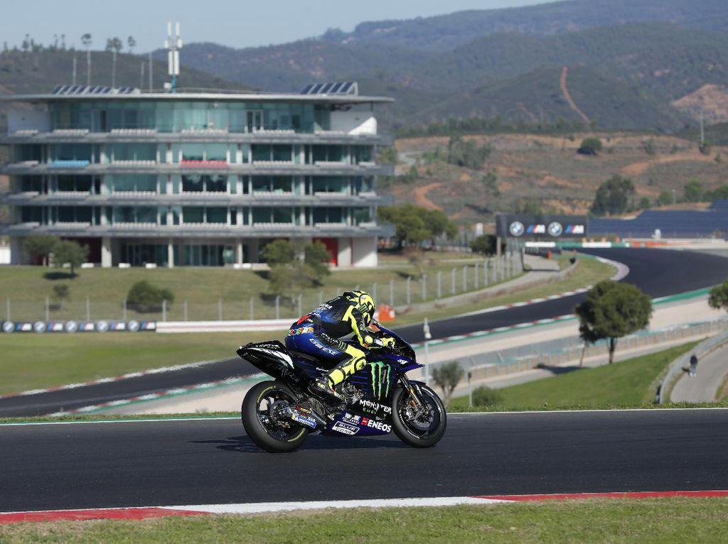 Gimana Gelar Juara Dunia ke-10 Rossi?