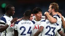 Tottenham ke Puncak Klasemen Usai Tundukkan Man City