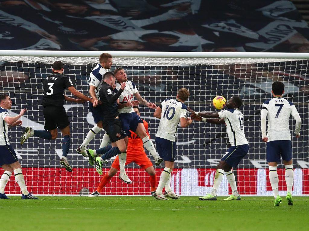 Tottenham Bungkam Man City, Mourinho: Strategi Jadi Kunci