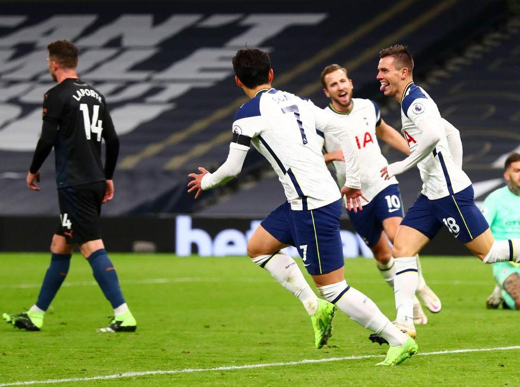 Guardiola: Tottenham Kandidat Terkuat Juara Liga Inggris, Man City ...