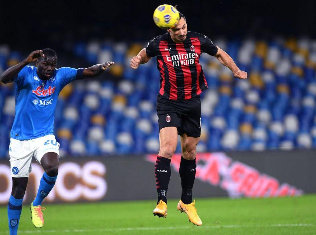 Gattuso: Ibrahimovic Lebih Tangguh daripada 10 Tahun yang Lalu