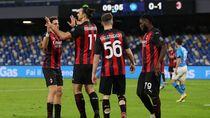 Gol-gol AC Milan Bekuk Napoli 3-1