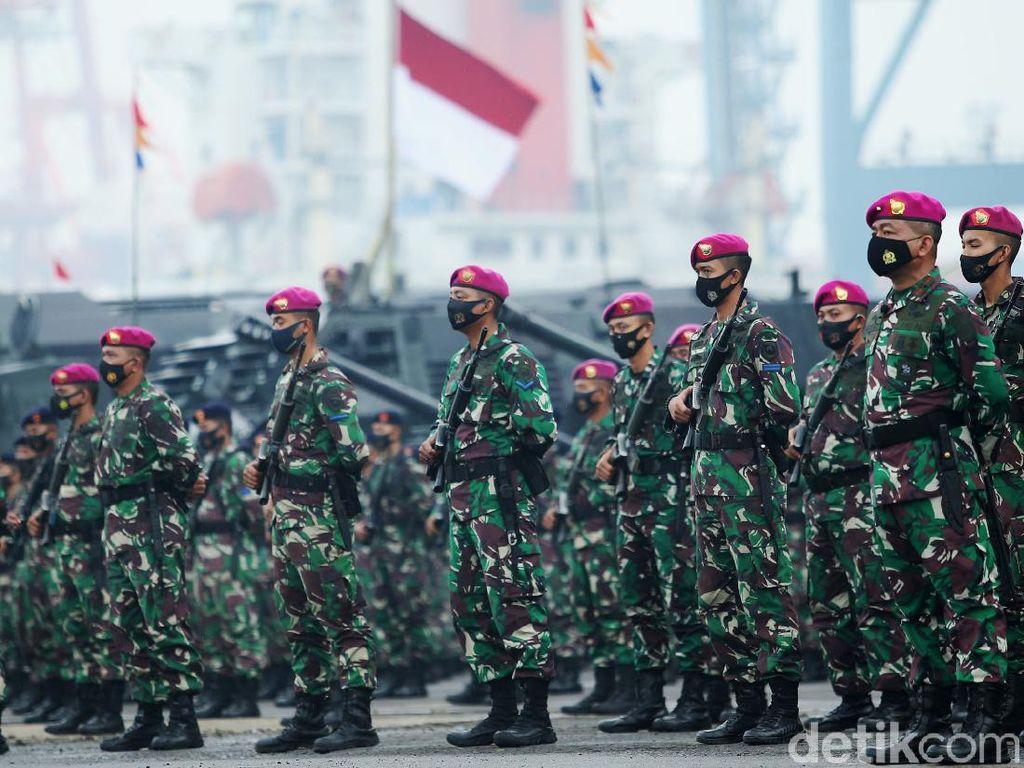 KSAD atau KSAL Pengganti Panglima TNI Marsekal Hadi Tjahjanto?