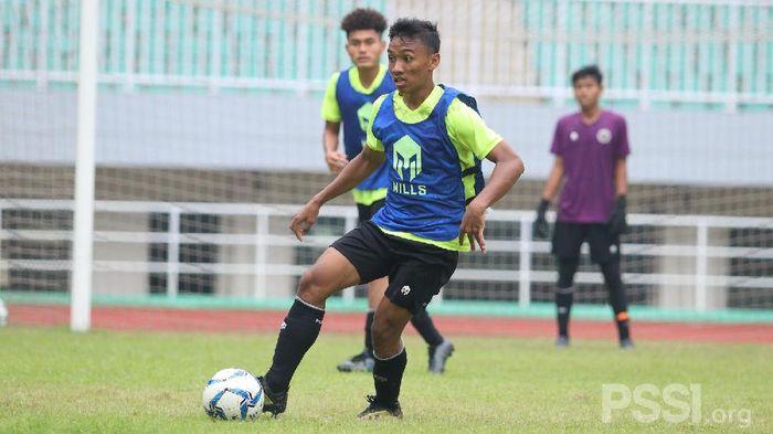Arkhan Fikri ingin membuktikan diri di Timnas Indonesia U-16.