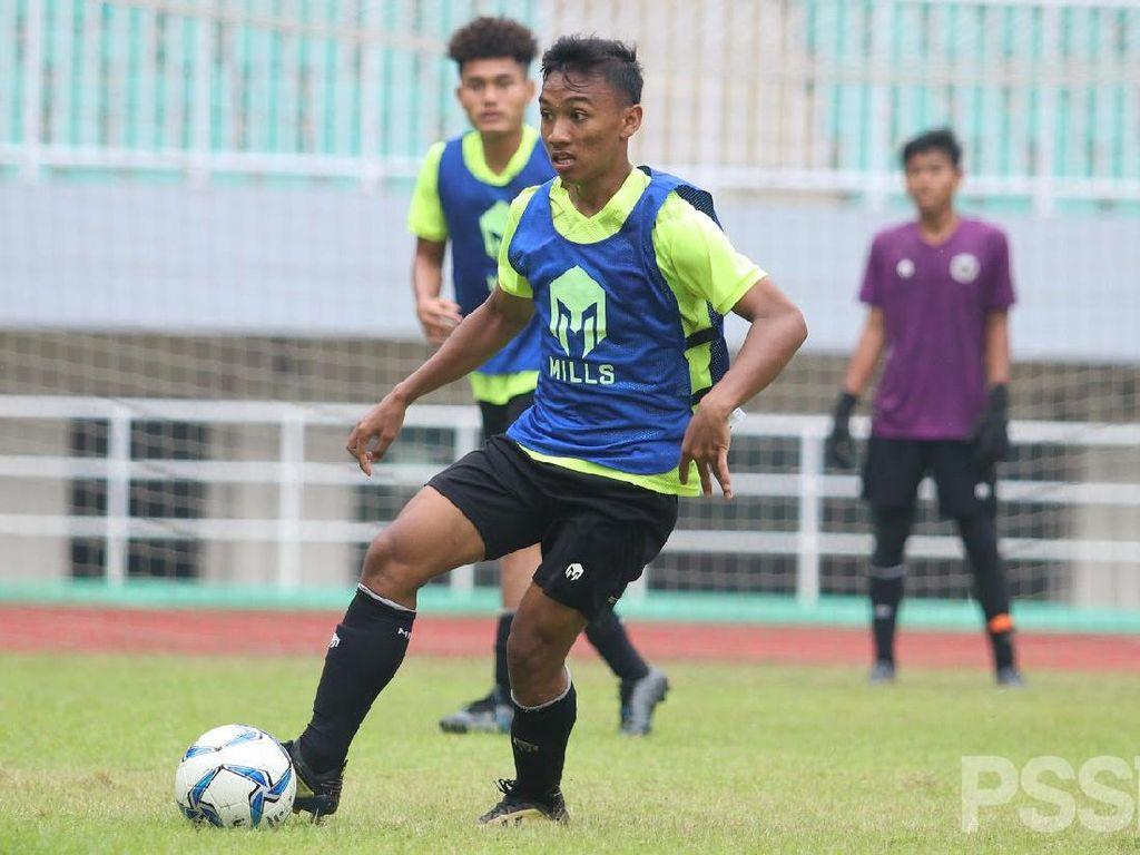 TC Timnas U-16 Jadi Momen Pembuktian Pemain Barito Putera yang Satu Ini