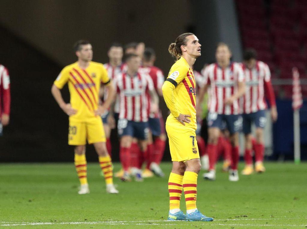 Barcelona Lagi Tidak Meyakinkan, Ini yang Mesti Dilakukan