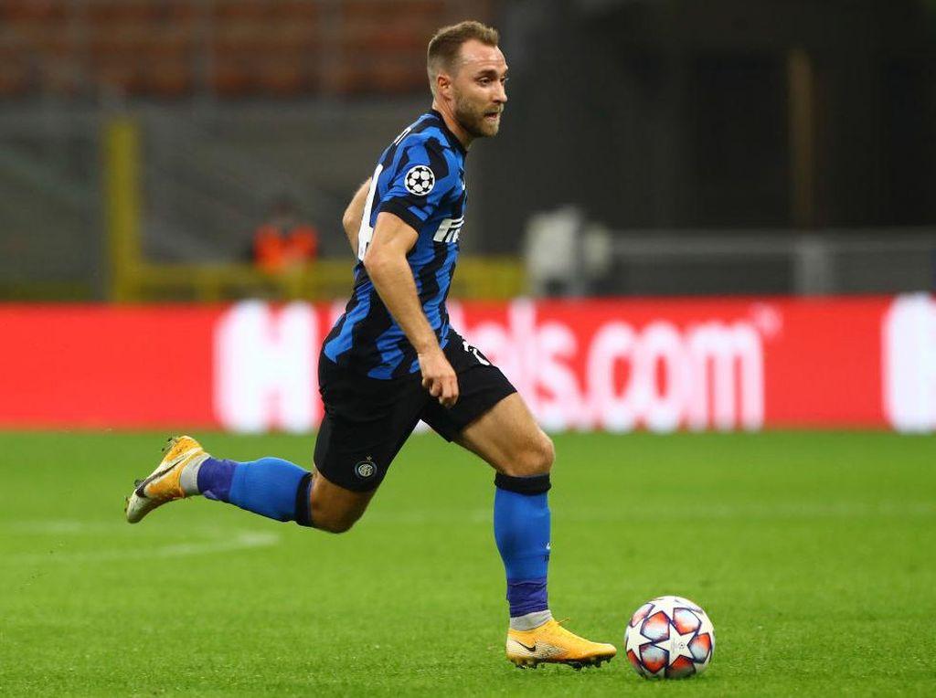 Inter Milan Bakal Tukar Christian Eriksen dengan Jorginho?