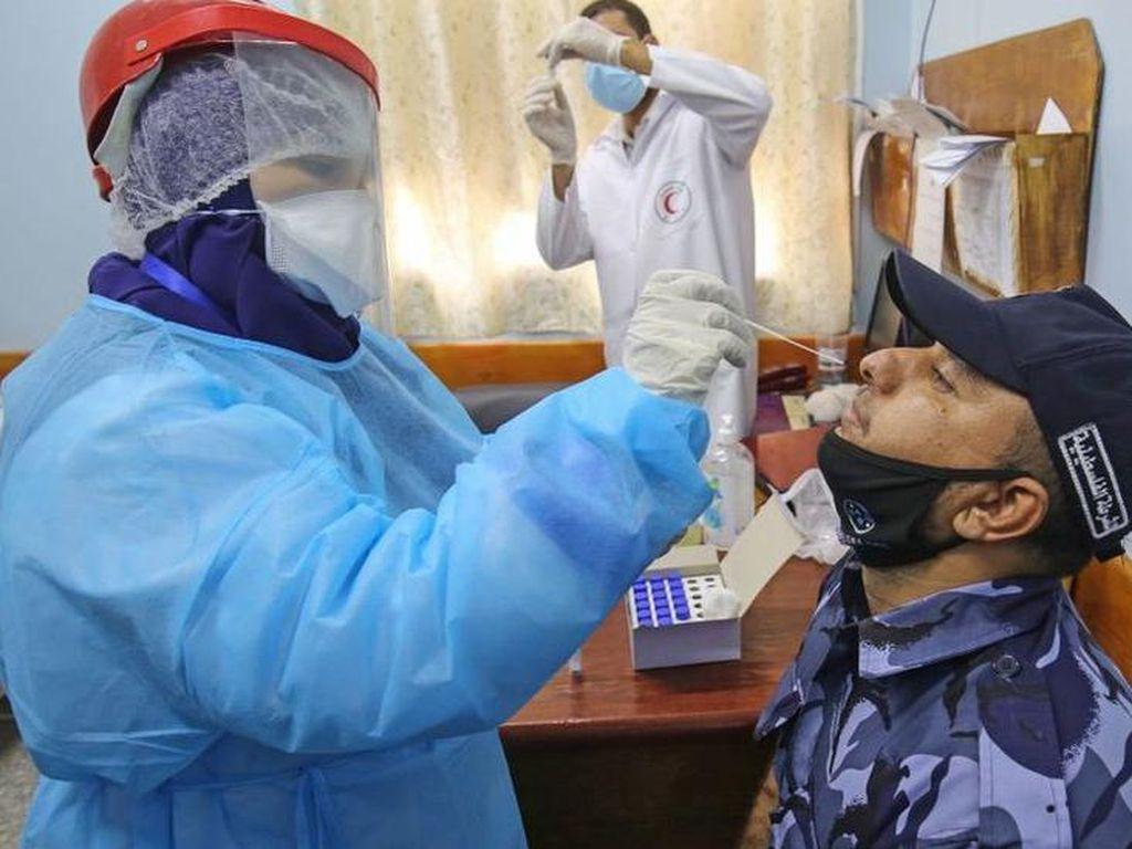 Tolong! Gaza Butuh Bantuan Alat Medis, Kewalahan Hadapi Corona