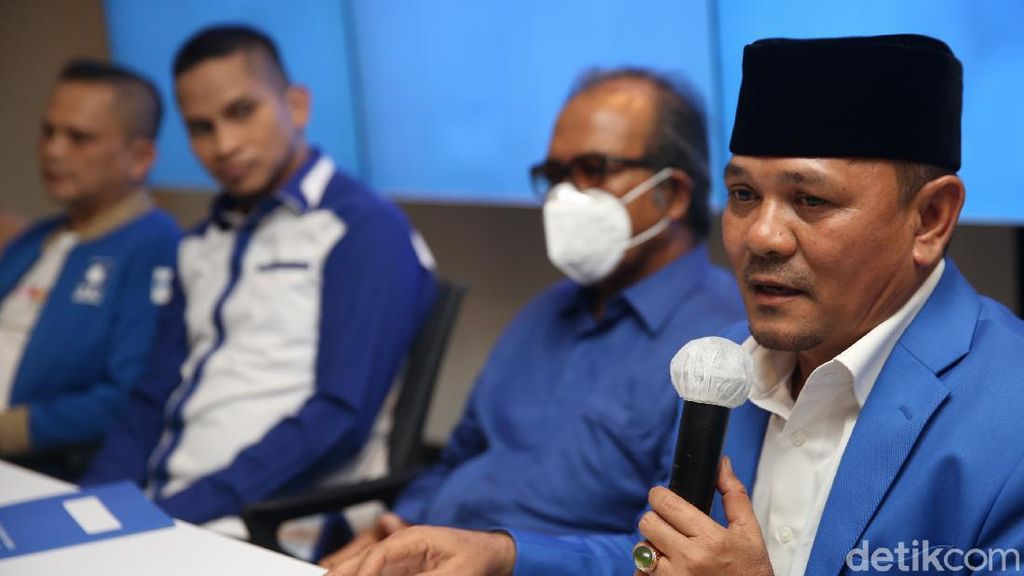 DPP PAN Umumkan Kepengurusan DPW Aceh