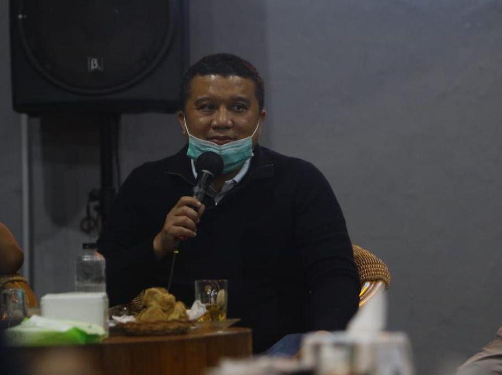Wakili Appi-Rahman, Erwin Aksa Beri Selamat ke Danny-Fatma