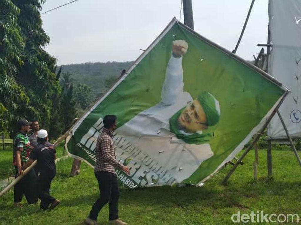 Hitungan Pajak Reklame yang Heboh Gara-gara Baliho Habib Rizieq