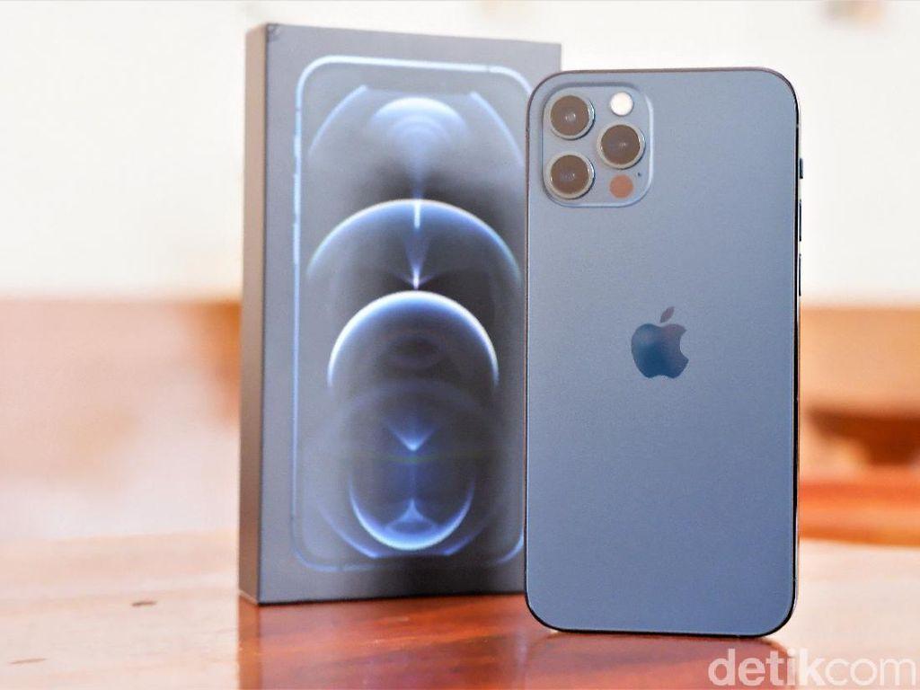 iPhone 13 Meluncur, Apple Matikan iPhone 12 Pro dan iPhone XR