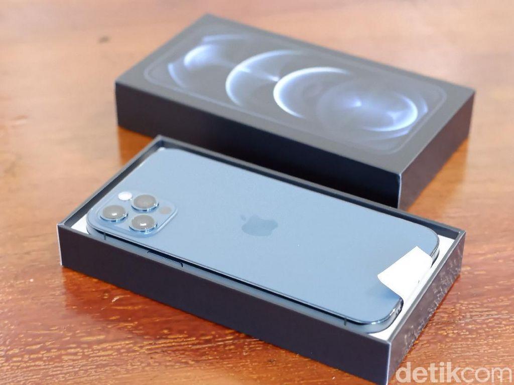 Hilangkan Charger di iPhone 12, Apple Hemat 861.000 Ton Logam Mulia