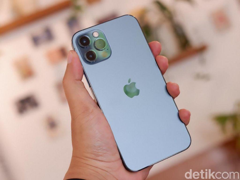 Meski Mesin CEIR Hampir Penuh, iPhone 12 Dipastikan Dapat Sinyal